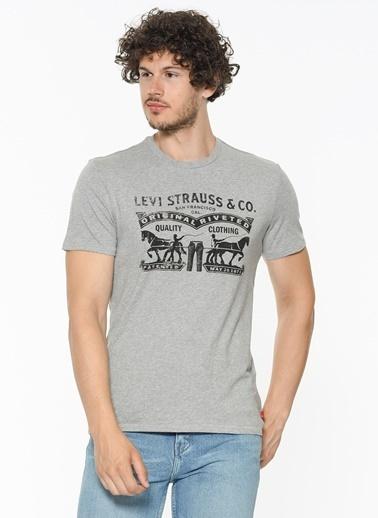 Levi's® Tişört Gri